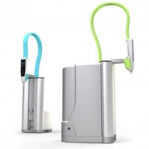Elga-ultra pure water purification