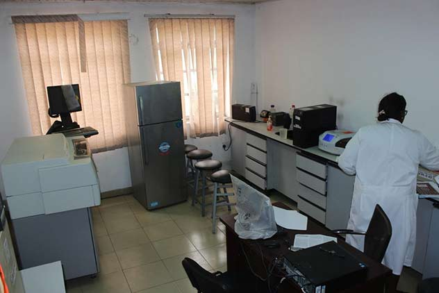National Medical research Lagos
